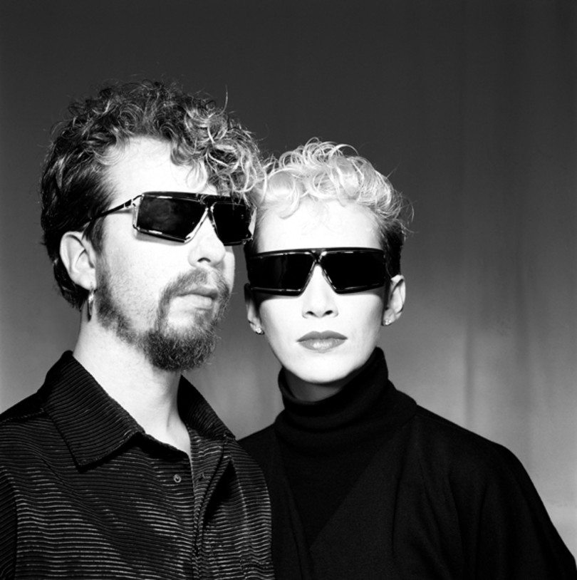 Enter this contest for a chance to win rare never seen before Eurythmics footage – Only 1 day left to enter