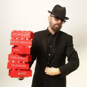 Dave Stewart signs a new deal with BMG covering music, book, TV and other publishing rights
