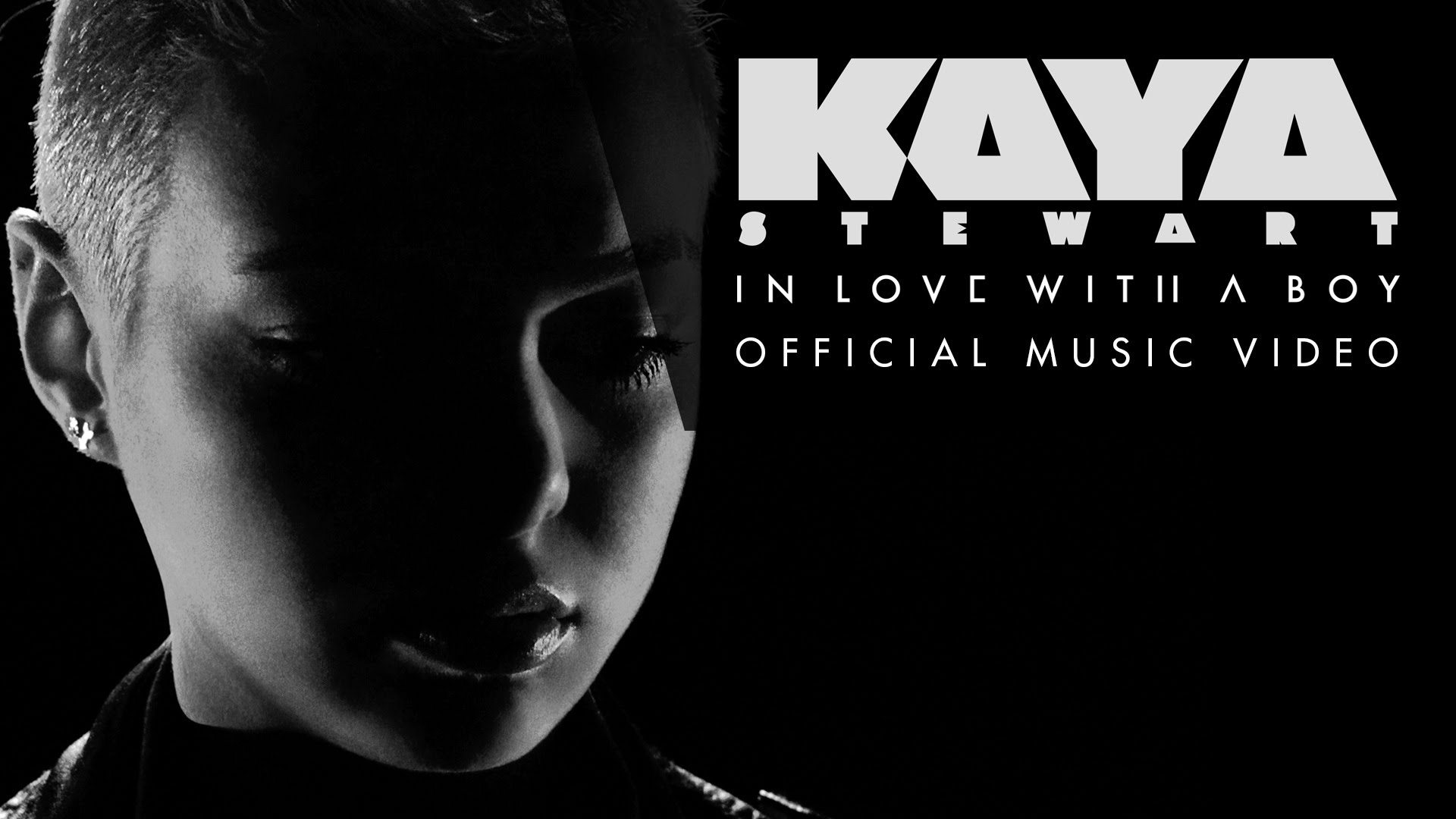 Jean Baptise Mondino directs Kaya Stewart's latest video In Love With A Boy