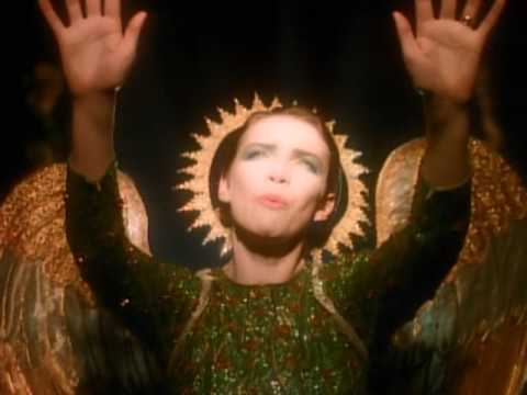 On This Day – 6th June 1992 – Annie Lennox released her single Precious 23 years ago