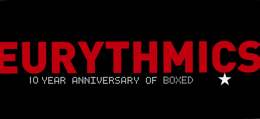 Eurythmics Boxed and The Remasters are 10 Years Old