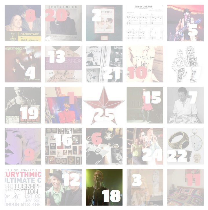Ultimate Eurythmics Advent Calender 2015 – Day 18 – Normand Authier
