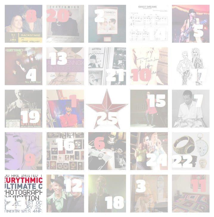 Ultimate Eurythmics Advent Calender 2015 – Day 23 – Steve Gayler