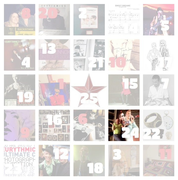 Ultimate Eurythmics Advent Calender 2015 – Day 24 – Cameron Carr