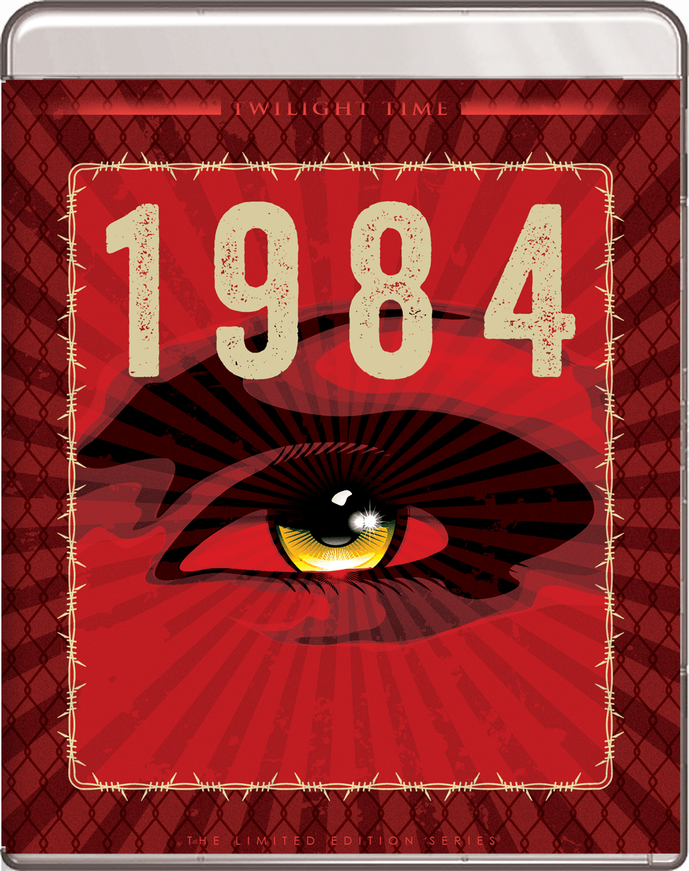 The 1984 Soundtrack has been remastered for a new limited edition Blu Ray Release of 1984