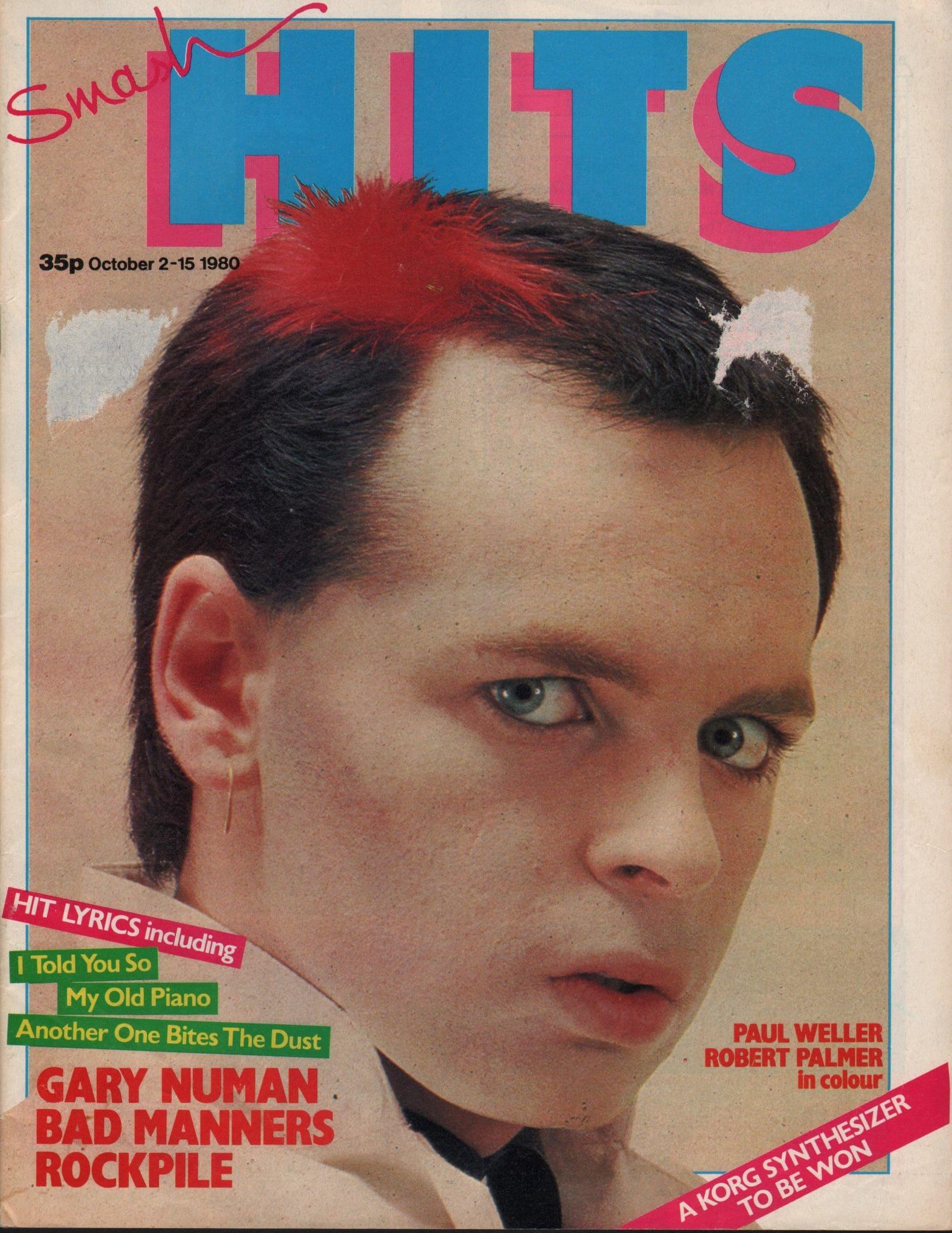 1980 10 02 The Tourists UK Smash Hits 01