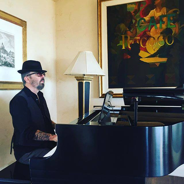 Listen to Dave Stewart's interview on the Marrilu Henner show from the 4th Feb