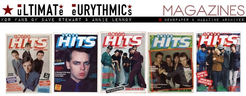 Many new magazines already being added to the archives by fans!