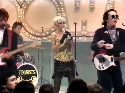 "Video of the day : The Tourists – ""Don't Say I Told You So"" live on Countdown"