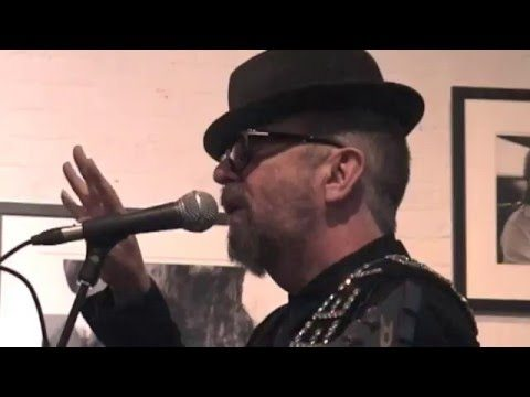 Video Of The Day – Watch Part 2 of Dave Stewart at his private performance at The Morrison Hotel Gallery book signing