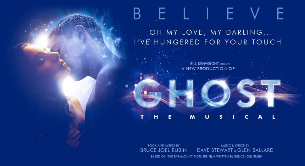 It's time to Believe in the UK once again as Bill Kenwright announces a new production of Ghost The Musical