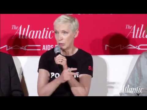 """We Can Do It"" Watch the full presentation with Annie Lennox : Ending AIDS in Cities, A Conversation on Leadership"