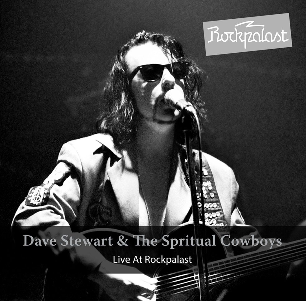 New Dave Stewart and The Spiritual Cowboys double vinyl, CD and DVD collection to be released