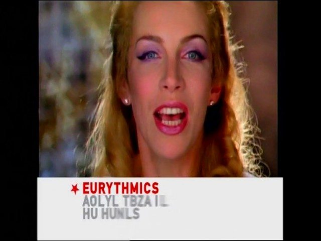 On the 9th Day of Xmas, Ultimate Eurythmics gave to me: