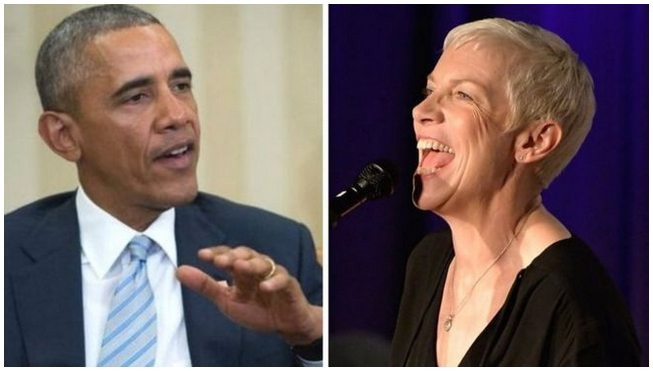 Annie Lennox to sing at Barack Obama's Address to UK Business and Philanthropy Leaders in Scotland