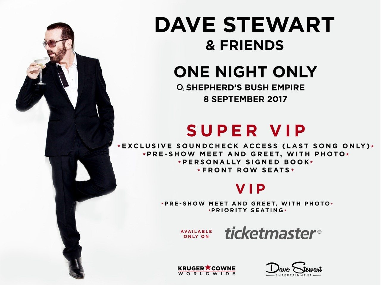 Vip Meet Greet And Sound Check Tickets Are Available For Dave