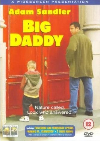 3140 - Eurythmics - Videosoundtrackfeatured - Big Daddy - UK - DVD - Unknown