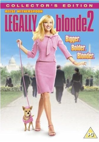 3144 - Eurythmics - Videosoundtrackfeatured - Legally Blond 2 - UK - DVD - Unknown