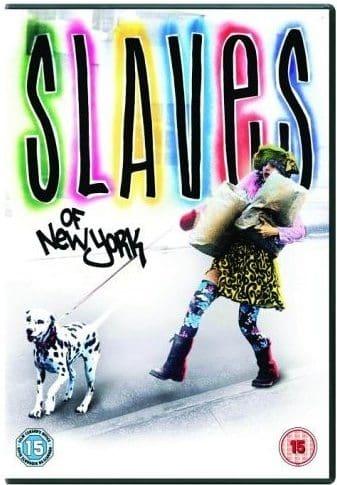 3151 - Eurythmics - Videosoundtrackfeatured - Slaves Of New York - UK - DVD - Unknown