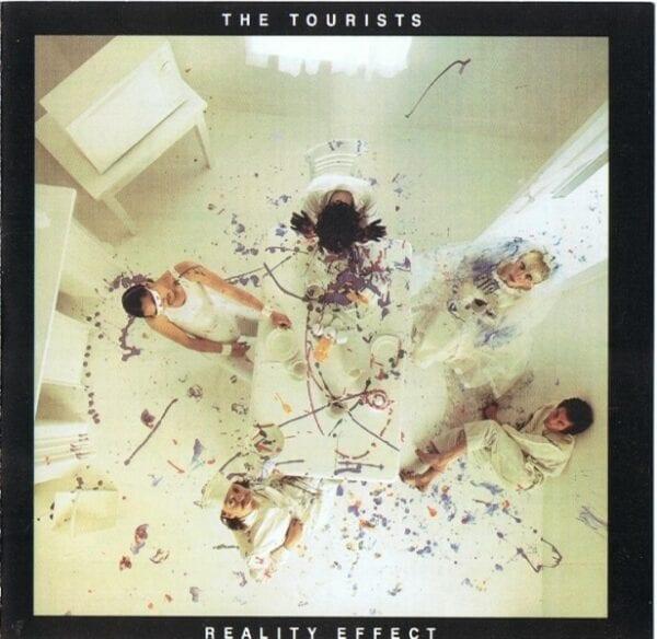 3163 - The Tourists - Reality Effect - USA - CD - 24142