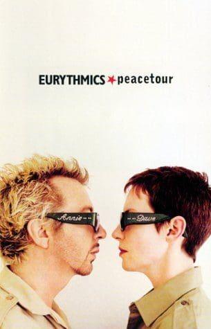 3181 - Eurythmics - Videoofficial - Peacetour - UK - Video - 74321743473