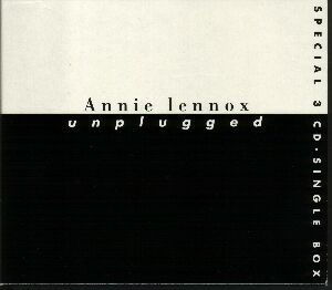 3201 - Annie Lennox - Cold - UK - CD Single - COLD1