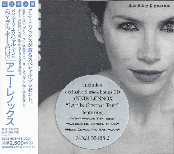 3211 - Annie Lennox - Live From Central Park - Japan - CD - 74321331632