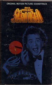 3214 - Dave Stewart - Soundtracks - Scrooged - USA - Cassette - CS3921