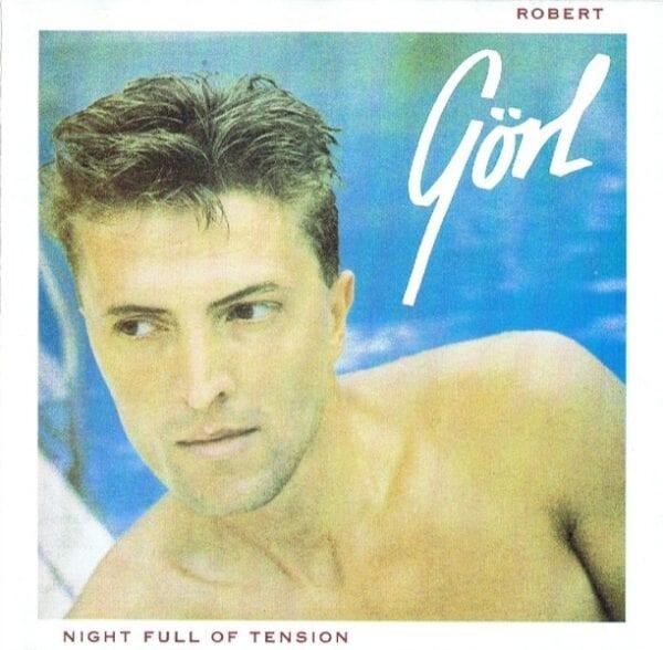 3225 Annie Lennox And Robert Gorl Night Full Of Tension UK CD CDSTUMM 16 01