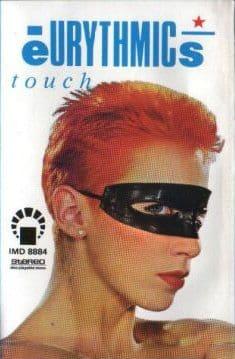 3233 - Eurythmics - Touch - Saudi Arabia - Cassette - IMD8884