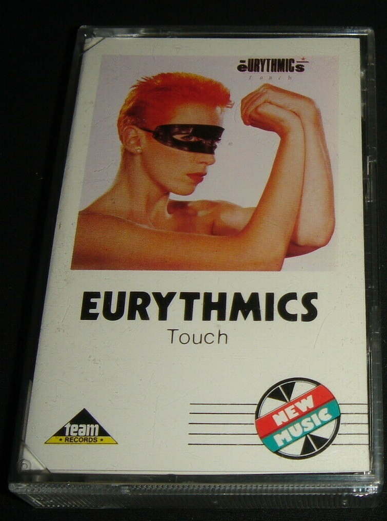 3234 - Eurythmics - Touch - Saudi Arabia - Cassette - 9009