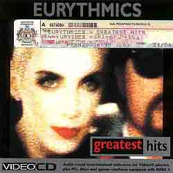 3243 - Eurythmics - Videoofficial - Greatest Hits - USA - Video Disc - Unknown