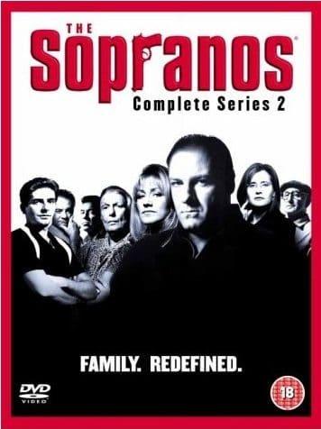 3247 - Eurythmics - Videotvshows - Sopranos - USA - DVD - None