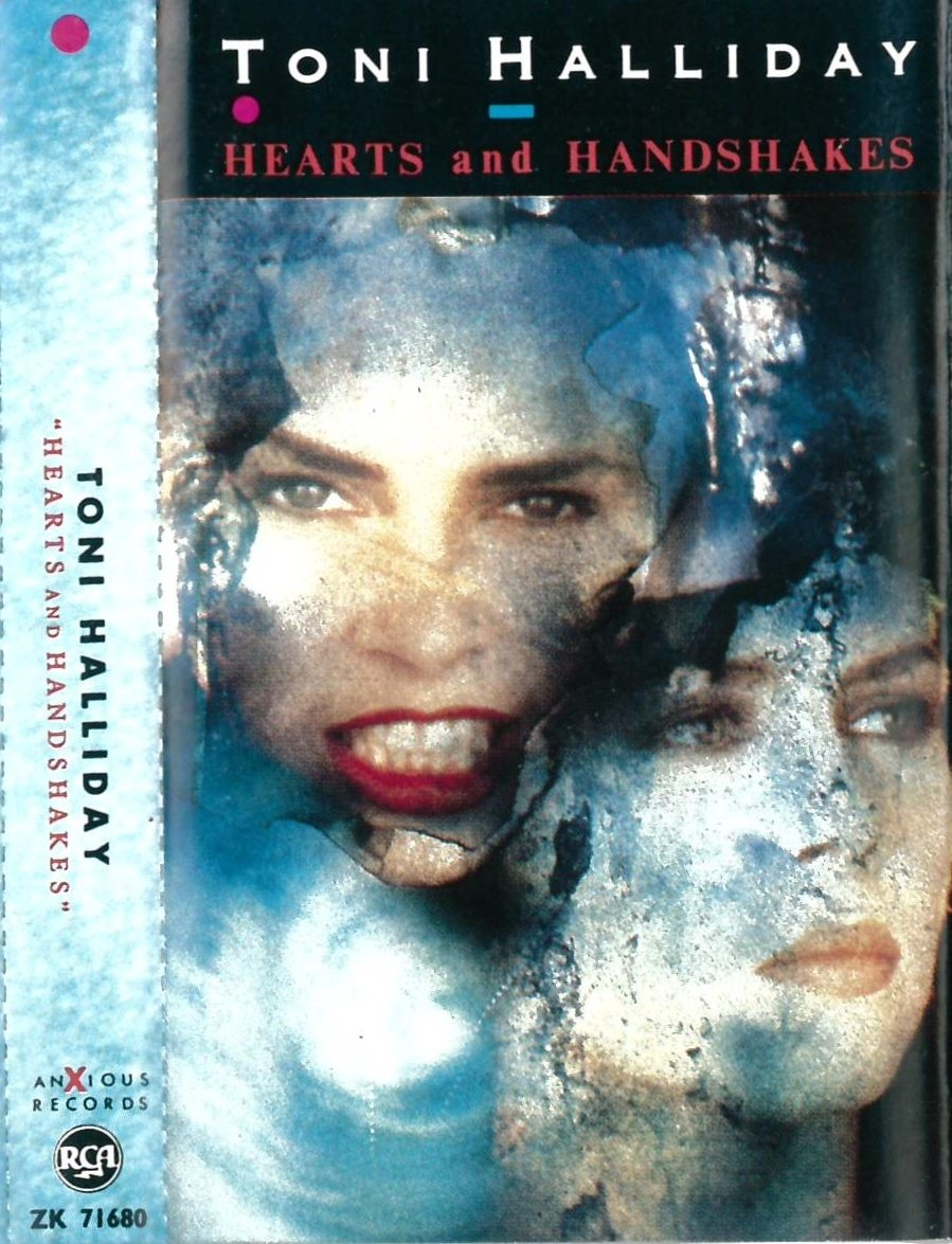 3432 Dave Stewart And Toni Halliday Hearts And Handshakes UK Cassette ZK  71680 01