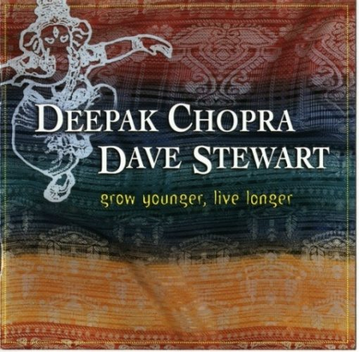 Dave Stewart And Deepak Chopra - Grow Younger, Live Longer - CD - USA