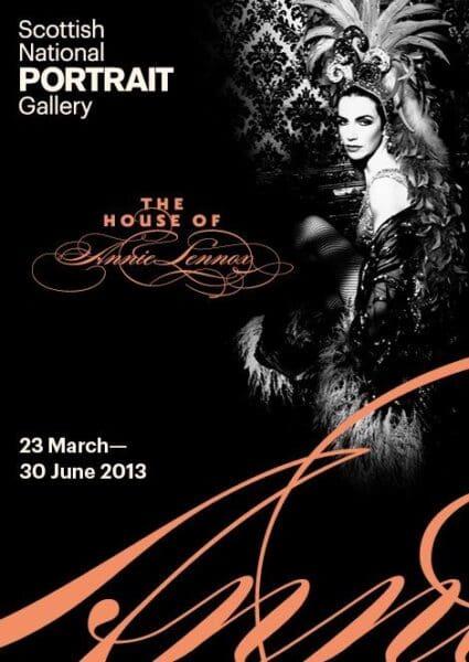 2013 03 23 Memorabilia Concert Poster Annie Lennox