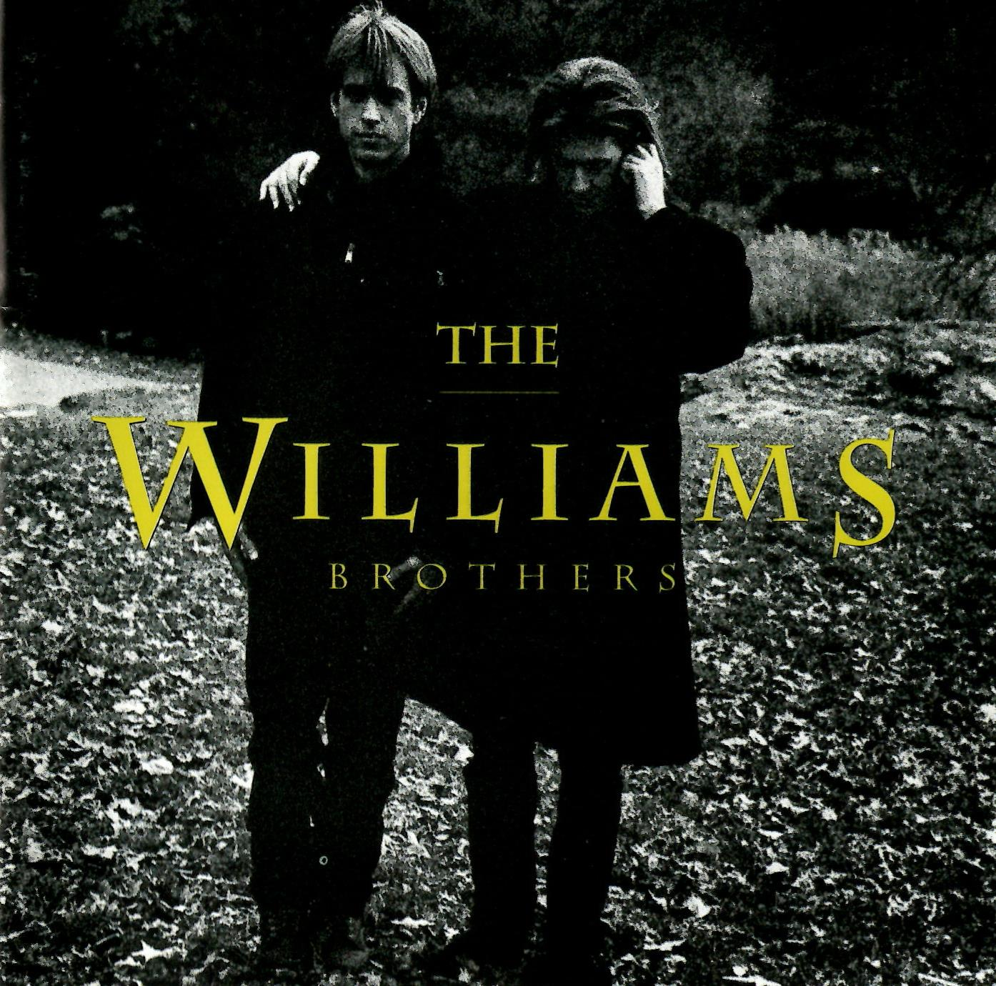 Dave Stewart And The Williams Brothers - The Williams Brothers - CD - UK