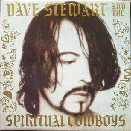 2407 - Spiritual Cowboys - Dave Stewart And The Spiritual Cowboys - Czechoslovakia - LP - 31 0040-1 311