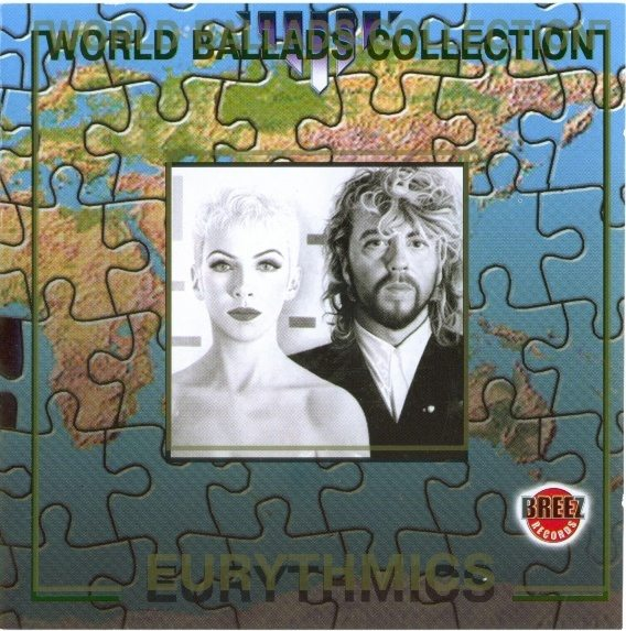 2428 - Eurythmics - Bootlegs - World Ballads Collection - Eurythmics