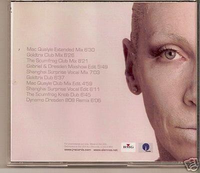 2937 - Annie Lennox - Pavement Cracks - USA - Promo CD