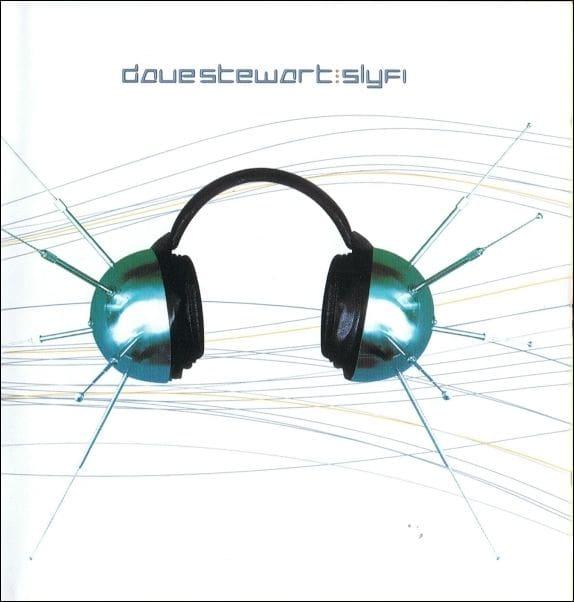 Dave Stewart - Slyfi - CD - UK