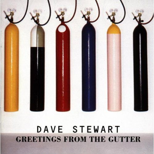 4758 - Dave Stewart - Greetings From The Gutter - Canada - CD - CD 97546