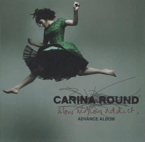 5071 - Dave Stewart And Carina Round - Slow Motion Addict - USA - Promo CD - INTF-11742-2