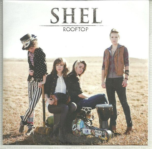 5073 - Dave Stewart and SHEL - Rooftop - USA - Promo CD Single - None