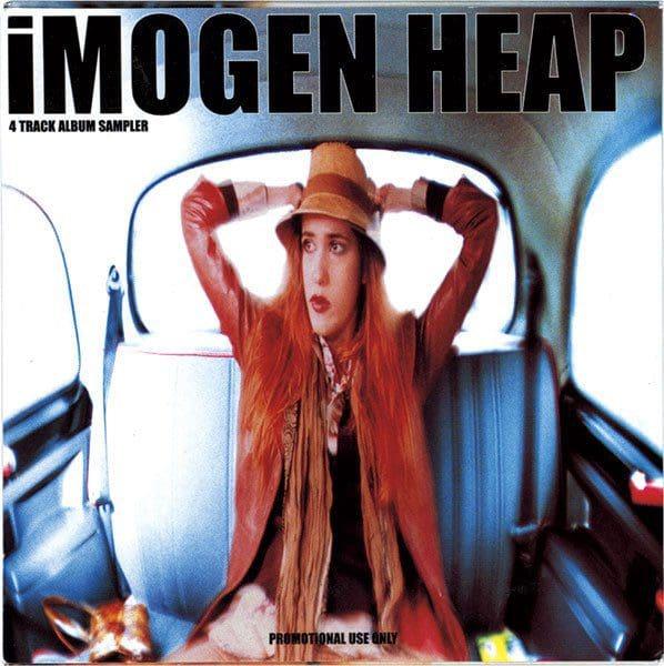 5074 - Dave Stewart And Imogen Heap - I Megaphone - UK - Promo CD - ALMCD48PR