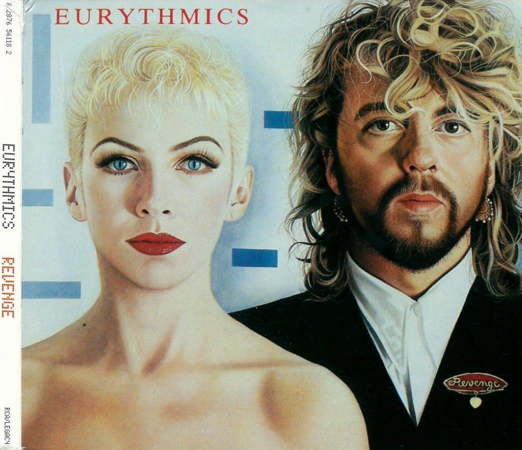 5076 - Eurythmics - Revenge - Remaster - USA - Promo CD - 82876561182