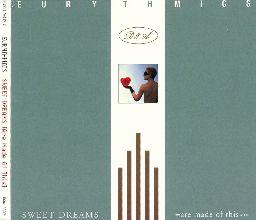 5077 - Eurythmics - Sweet Dreams (Are Made Of This) - Remaster - USA - Promo CD - 82876561152