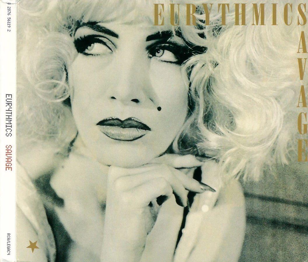 5078 - Eurythmics - Savage - Remaster - USA - Promo CD - 82876561192