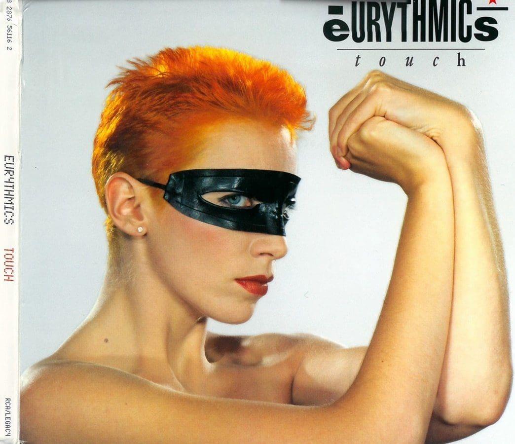 5079 - Eurythmics - Touch - Remaster - USA - Promo CD - 82876561162