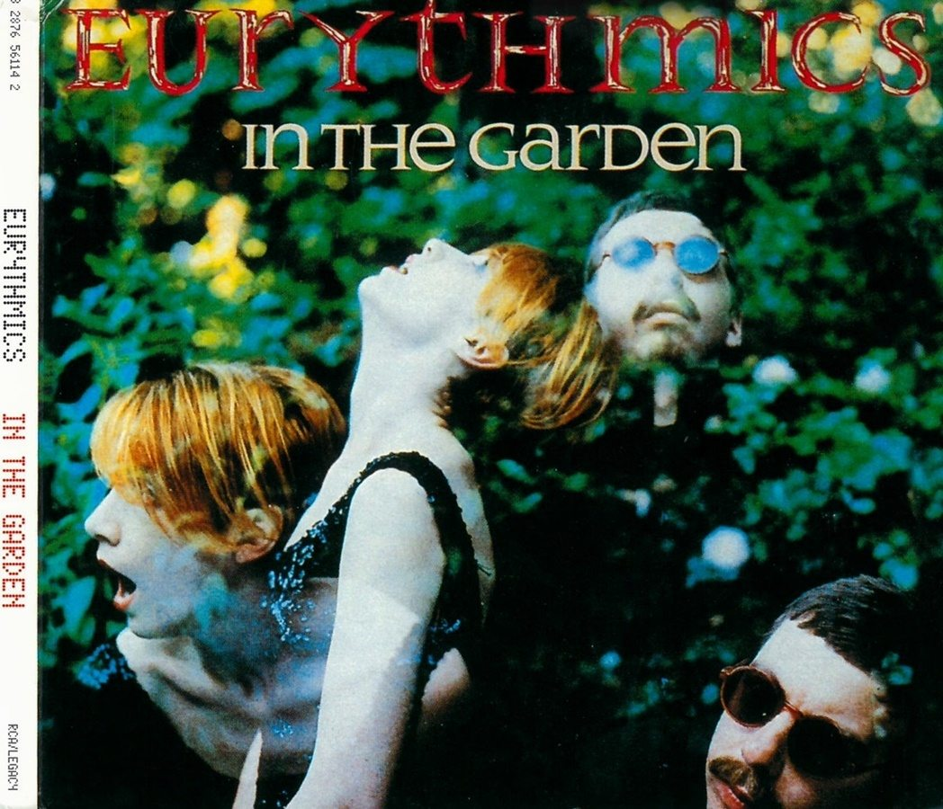 5080 - Eurythmics - In The Garden - Remaster - USA - Promo CD - 82876561142